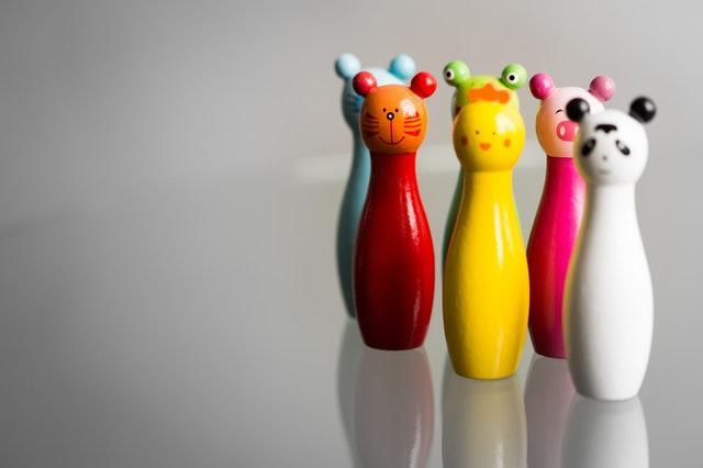 giftfria och ekologiska leksaker
